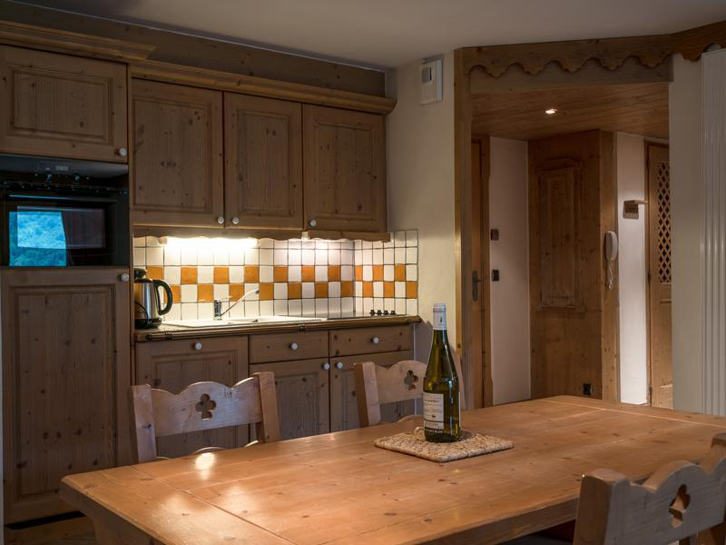 Vacances en montagne Appartement 2 pièces 4 personnes (C03) - Les Chalets du Gypse - Saint Martin de Belleville - Logement