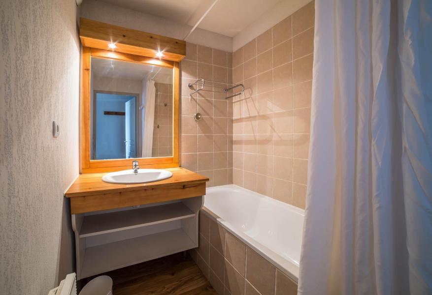 Urlaub in den Bergen Les Chalets du Hameau des Aiguilles - Albiez Montrond - Badezimmer
