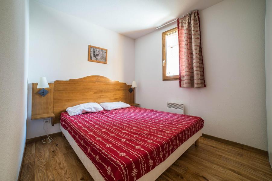 Urlaub in den Bergen Les Chalets du Hameau des Aiguilles - Albiez Montrond - Doppelbett