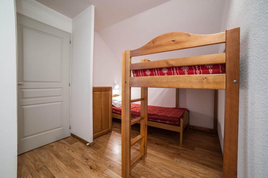 Urlaub in den Bergen Les Chalets du Hameau des Aiguilles - Albiez Montrond - Stockbetten
