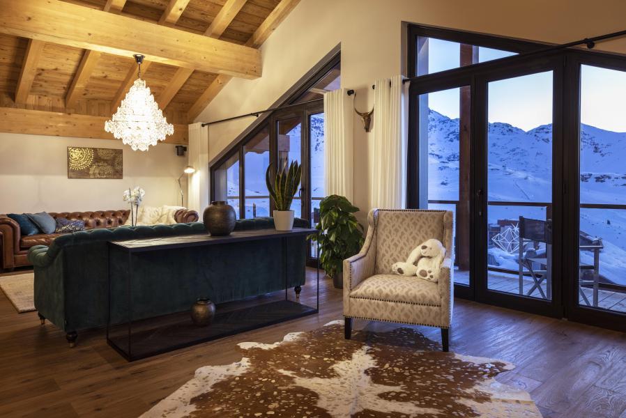Vacances en montagne Chalet 7 pièces 12 personnes (CULLINAN) - Les Chalets du Koh-I-Nor - Val Thorens