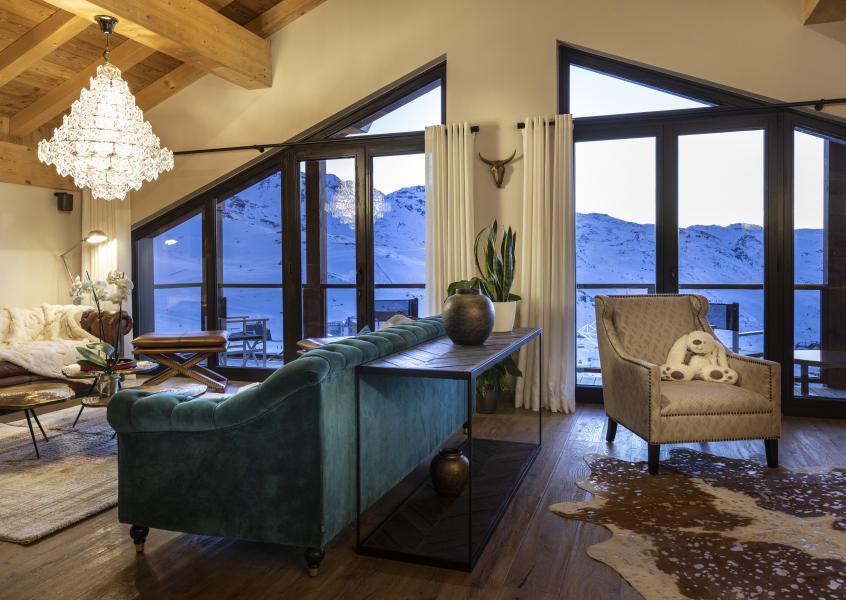 Wakacje w górach Domek górski 7 pokojowy 12 osób (CULLINAN) - Les Chalets du Koh-I-Nor - Val Thorens - Zakwaterowanie