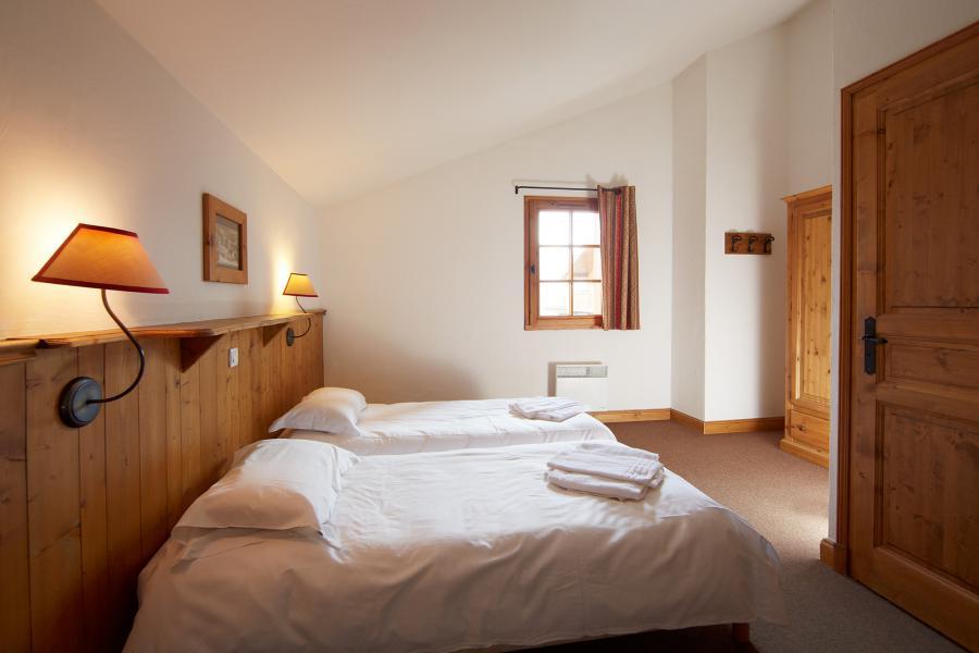 Urlaub in den Bergen Les Chalets du Soleil - Les Menuires - Schlafzimmer