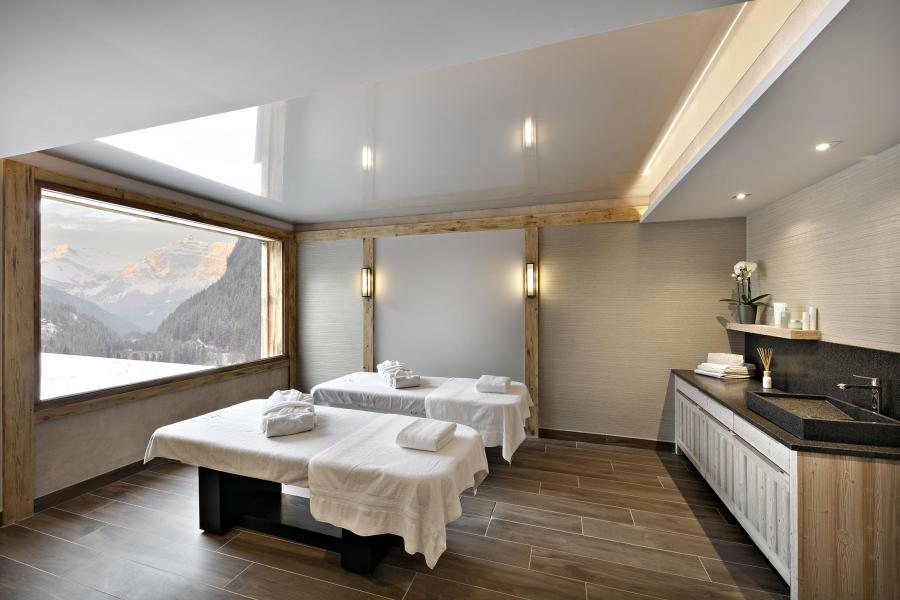 Vacances en montagne Les Chalets Eléna - Les Houches - Relaxation