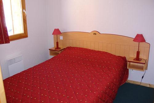 Vacances en montagne Appartement 2 pièces 4 personnes - Les Chalets Goelia - La Toussuire - Chambre