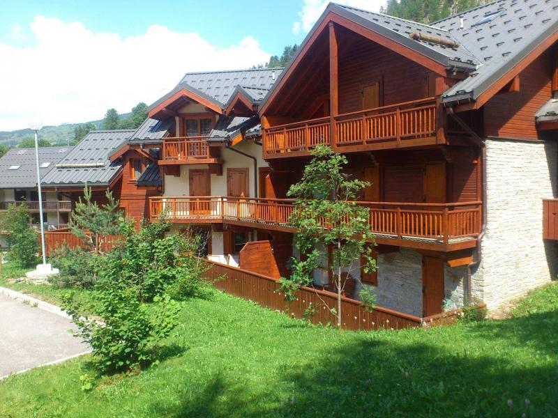 Wakacje w górach Les Chalets Grand Vy - Valloire