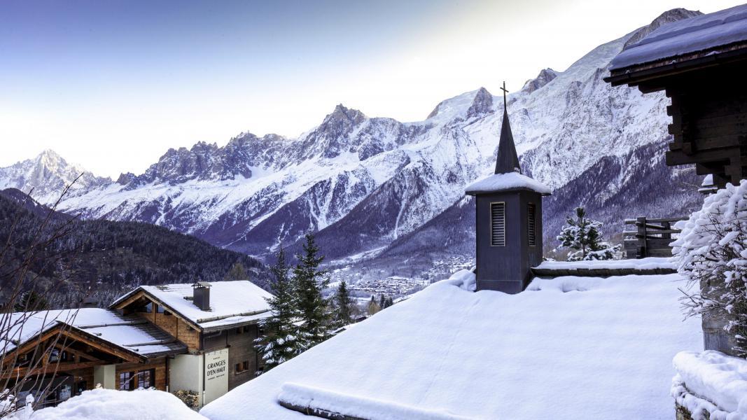 Vacances en montagne Les Chalets Les Granges d'en Haut 1 - Les Houches