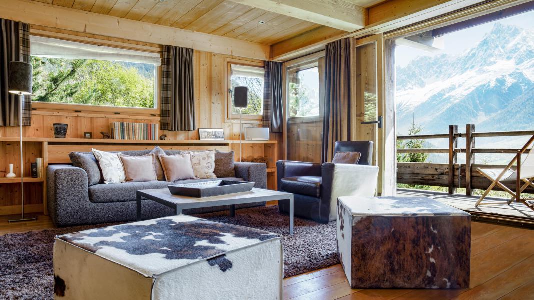 Vacances en montagne Les Chalets Les Granges d'en Haut 1 - Les Houches - Séjour