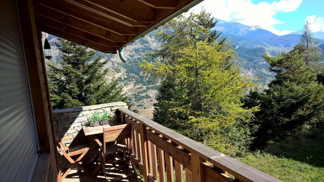 Vacaciones en montaña Chalet semi-separado 3 piezas para 6 personas (CHT96) - Les Chalets Petit Bonheur - La Norma