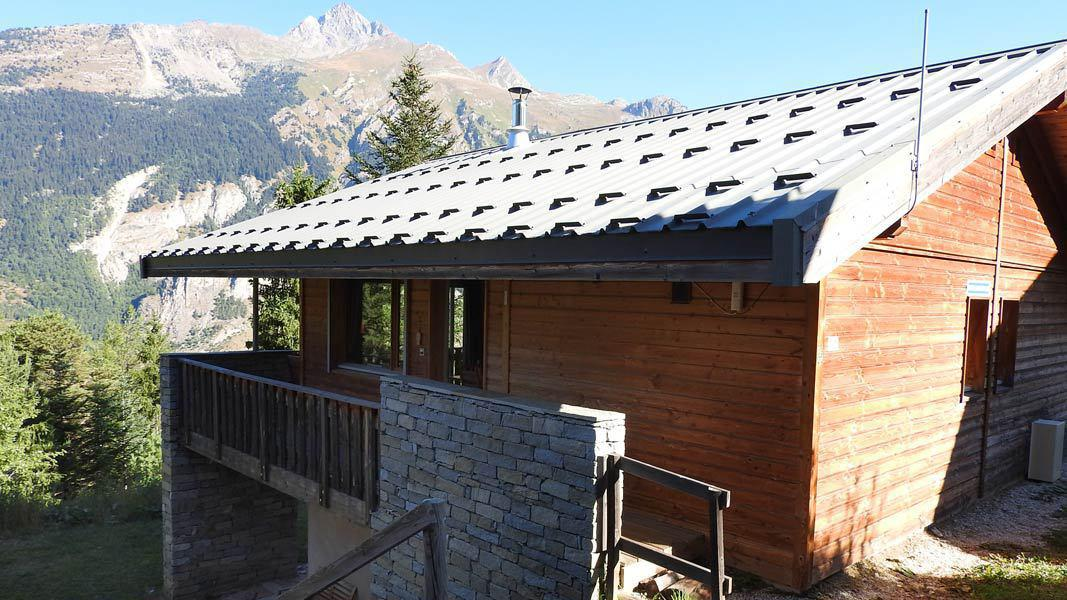 Vacaciones en montaña Chalet 5 piezas para 10 personas (CHT91) - Les Chalets Petit Bonheur - La Norma