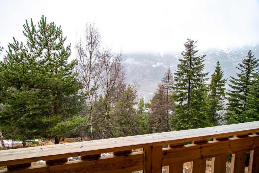 Wakacje w górach Domek górski bliźniaczy 3 pokojowy  ald 6 osób (CHT93) - Les Chalets Petit Bonheur - La Norma