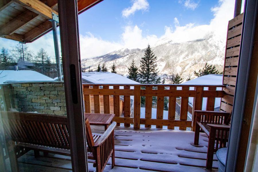 Vacanze in montagna Chalet semi-individuale 3 stanze per 6 persone (CHT83) - Les Chalets Petit Bonheur - La Norma
