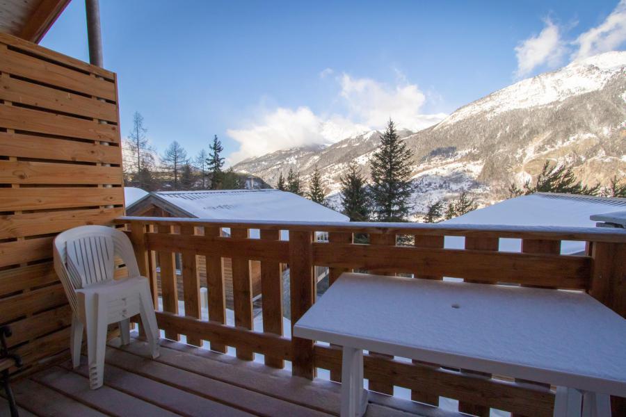 Wakacje w górach Domek górski bliźniaczy 3 pokojowy  ald 6 osób (CHT84) - Les Chalets Petit Bonheur - La Norma