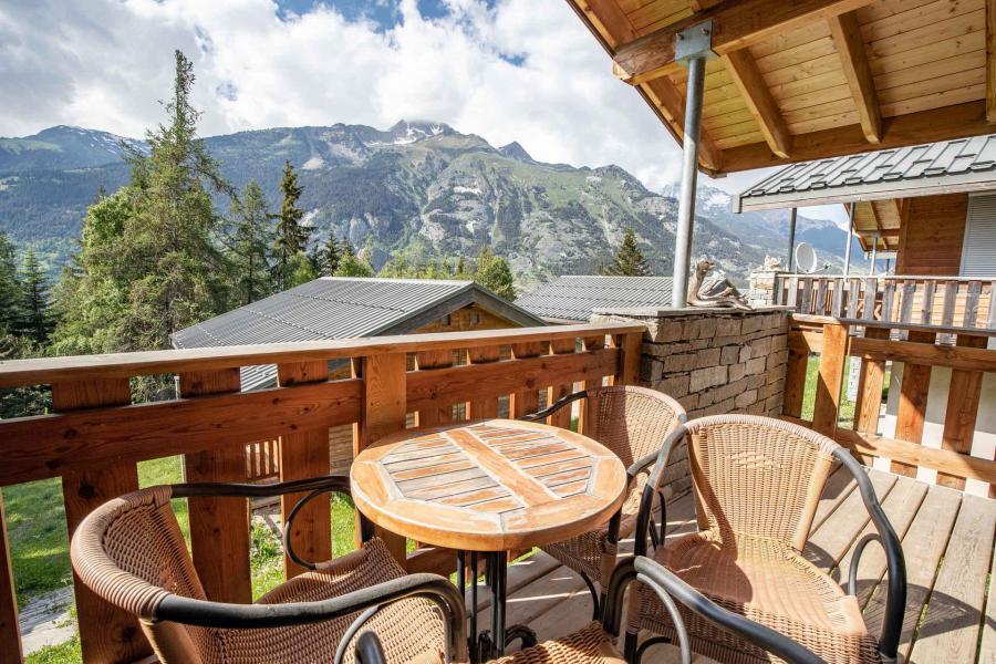 Wakacje w górach Domek górski bliźniaczy 3 pokojowy  ald 6 osób (CHT79) - Les Chalets Petit Bonheur - La Norma