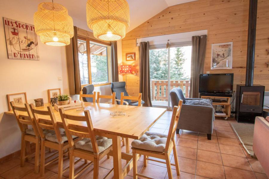 Vacaciones en montaña Chalet 5 piezas para 10 personas (CHT91) - Les Chalets Petit Bonheur - La Norma - Además