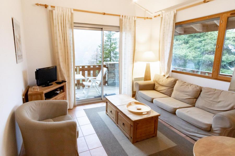 Vacaciones en montaña Chalet semi-separado 3 piezas para 6 personas (CHT94) - Les Chalets Petit Bonheur - La Norma - Estancia