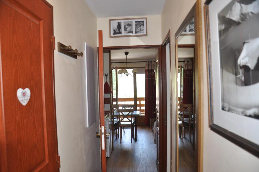 Urlaub in den Bergen 2-Zimmer-Appartment für 5 Personen (22) - Les Chalets Valoria - Valloire - Diele