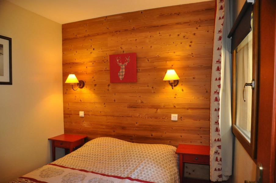 Urlaub in den Bergen 2-Zimmer-Appartment für 5 Personen (22) - Les Chalets Valoria - Valloire - Offener Schlafbereich