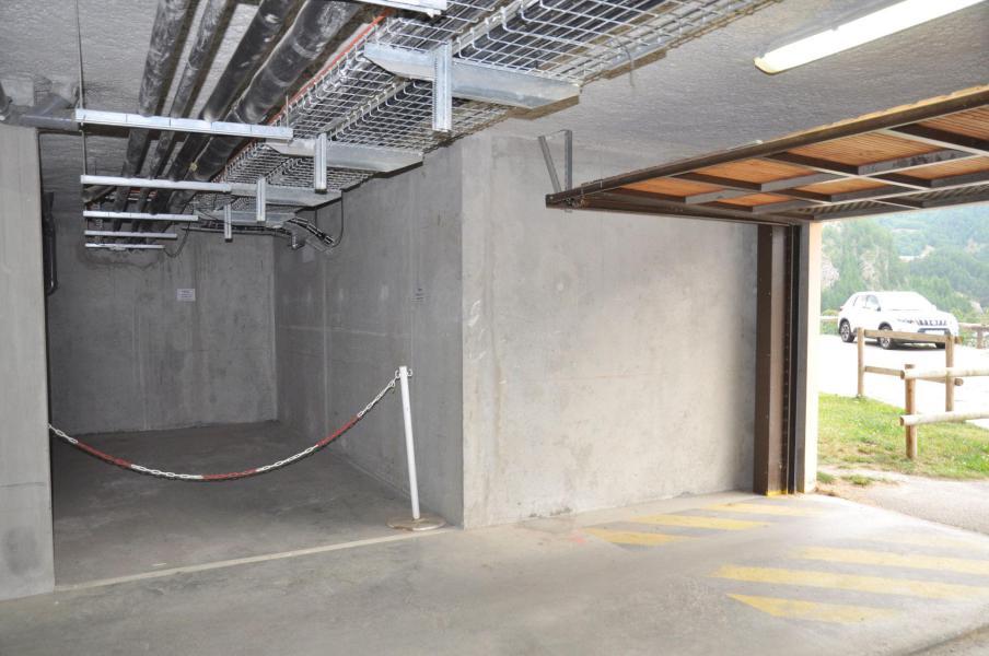 Urlaub in den Bergen 2-Zimmer-Appartment für 5 Personen (22) - Les Chalets Valoria - Valloire - Parkplatz
