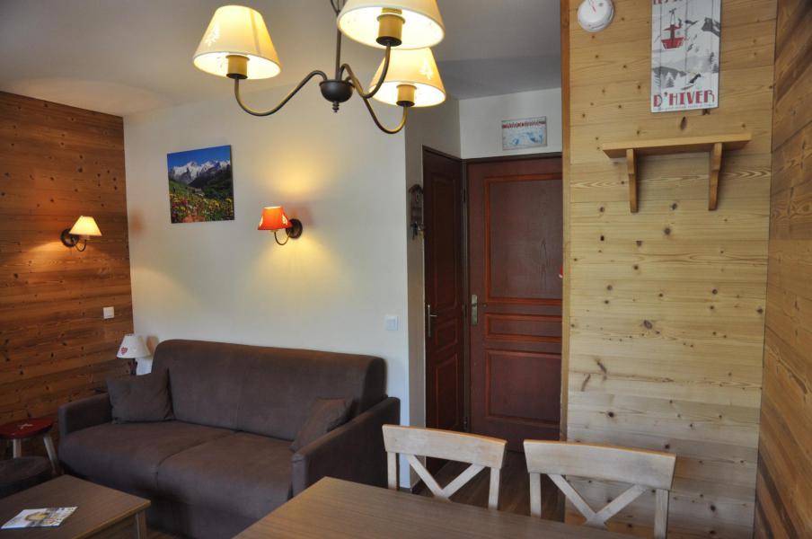 Urlaub in den Bergen 2-Zimmer-Appartment für 5 Personen (22) - Les Chalets Valoria - Valloire - Sofa