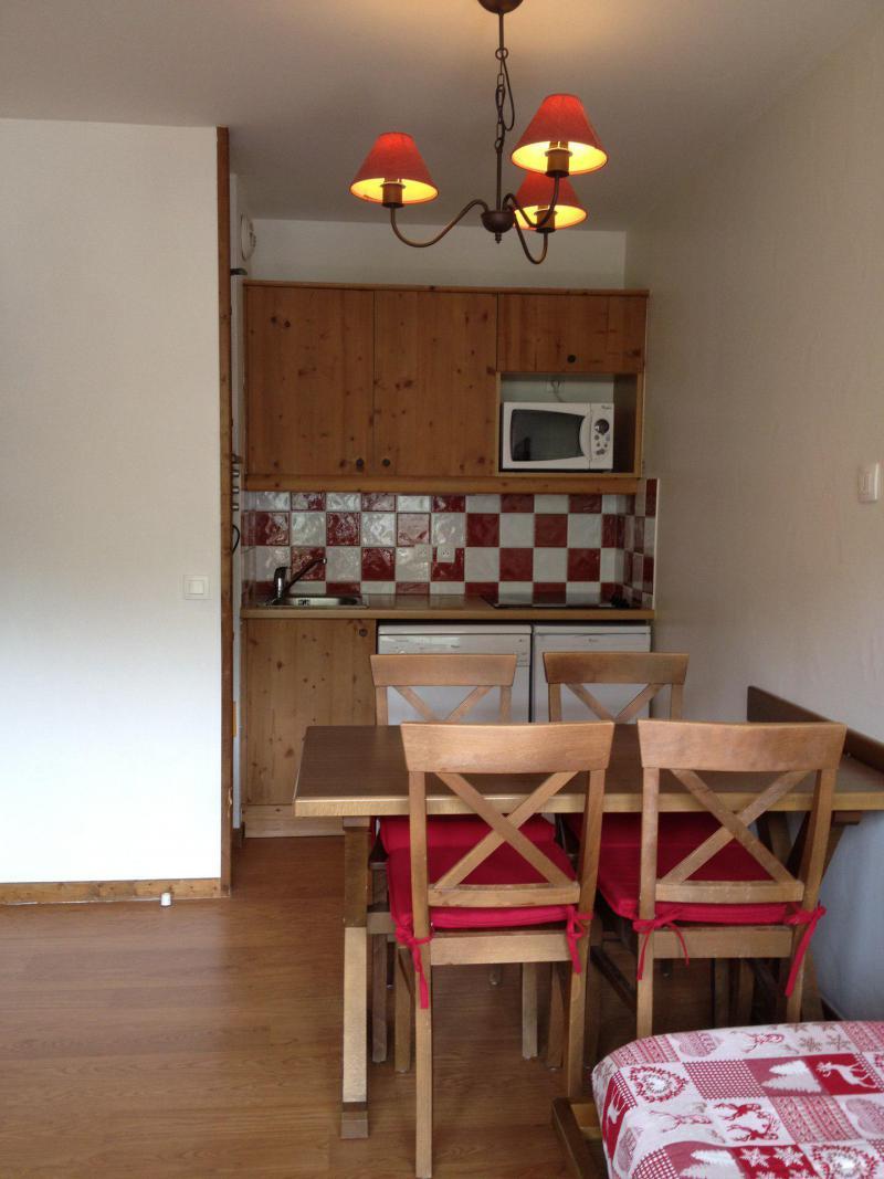 Holiday in mountain resort Logement 2 pièces 4 personnes (DOLOMIE4) - Les Chalets Valoria - Valloire