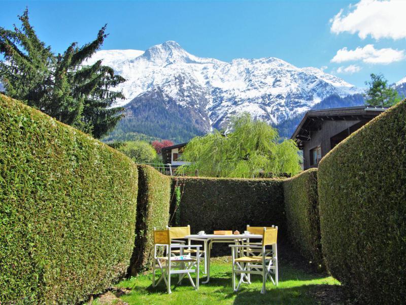 Vakantie in de bergen Appartement 1 kamers 3 personen (4) - Les Chamois - Les Houches - Verblijf