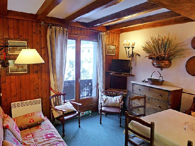 Holiday in mountain resort 3 room apartment 6 people (3) - Les Charmoz - Chamonix - Accommodation