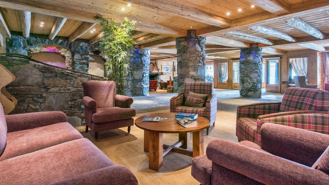 Urlaub in den Bergen Les Cimes Blanches - La Rosière - Rezeption