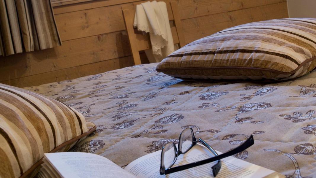 Vacances en montagne Les Cimes Blanches - La Rosière - Chambre