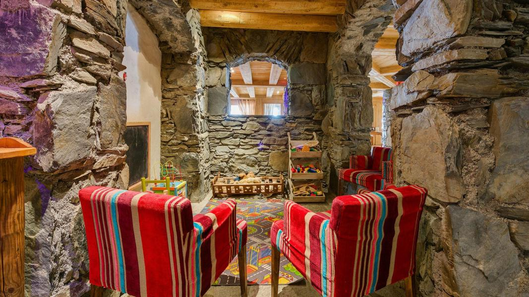 Vacances en montagne Les Cimes Blanches - La Rosière - Jeux