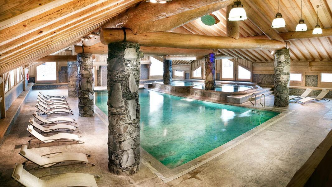 Urlaub in den Bergen Les Cimes Blanches - La Rosière