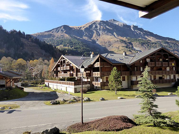 Holiday in mountain resort 2 room apartment 4 people (2) - Les Cimes d'Or A, B et C - Les Contamines-Montjoie - Accommodation