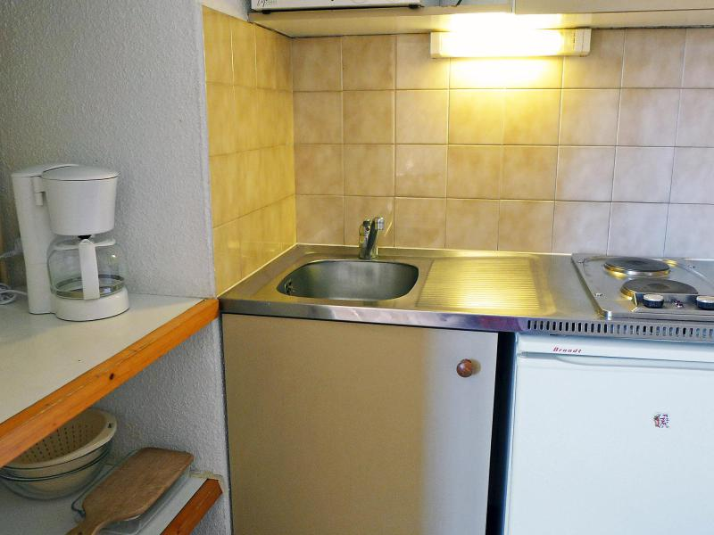Holiday in mountain resort 1 room apartment 2 people (3) - Les Cîmes de Caron - Val Thorens - Accommodation