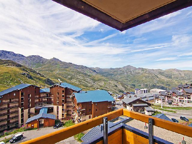 Holiday in mountain resort 1 room apartment 4 people (14) - Les Cîmes de Caron - Val Thorens - Accommodation