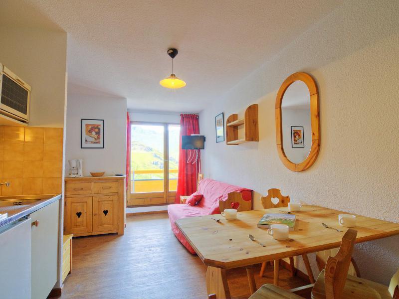 Location au ski Appartement 1 pièces 4 personnes (14) - Les Cîmes de Caron - Val Thorens - Extérieur été