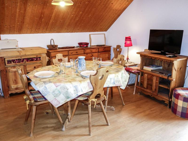 Holiday in mountain resort 2 room apartment 4 people (19) - Les Combettes D et E - Les Contamines-Montjoie - Accommodation