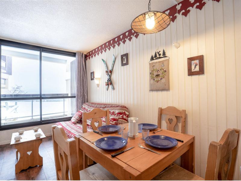 Wakacje w górach Apartament 2 pokojowy 4 osób (4) - Les Coryles - Les Menuires
