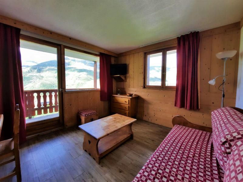 Vacances en montagne Appartement 3 pièces 6 personnes (201) - Les Côtes d'Or Chalet Argentière - Les Menuires