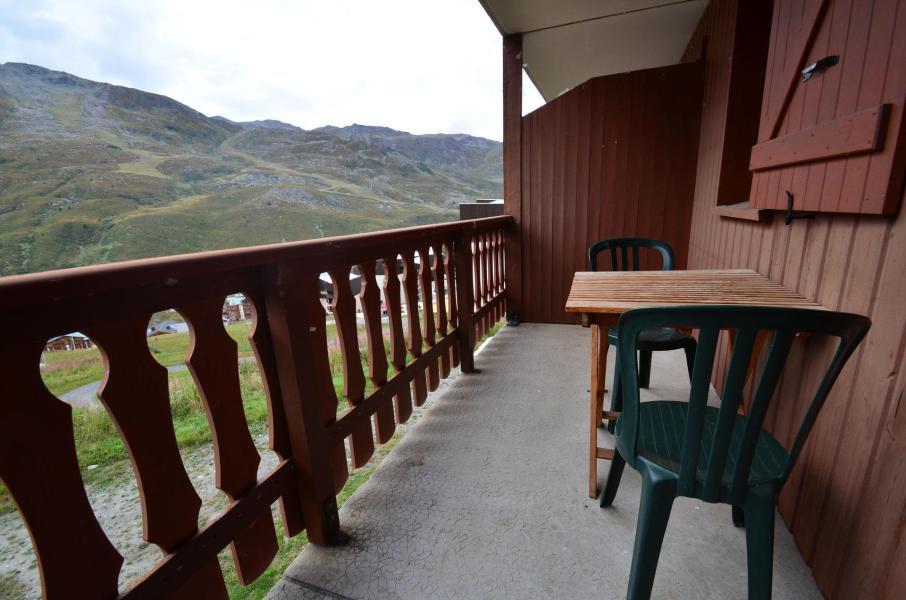 Vacances en montagne Appartement 2 pièces cabine 4 personnes (202) - Les Côtes d'Or Chalet Argentière - Les Menuires
