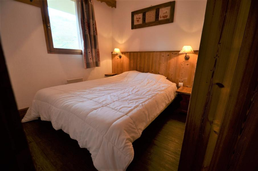 Vacances en montagne Appartement 2 pièces cabine 4 personnes (202) - Les Côtes d'Or Chalet Argentière - Les Menuires - Chambre