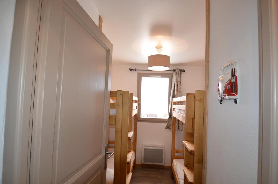 Vacances en montagne Appartement 3 pièces 4-6 personnes (101) - Les Côtes d'Or Chalet Argentière - Les Menuires - Chambre