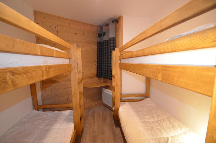 Vacances en montagne Appartement 3 pièces 4-6 personnes (303) - Les Côtes d'Or Chalet Argentière - Les Menuires - Chambre