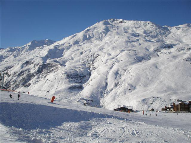Vacances en montagne Les Côtes d'Or Chalet Courmayeur - Les Menuires - Plan