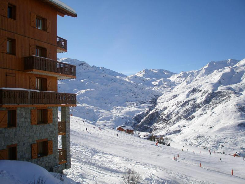 Vacances en montagne Appartement 4 pièces 8 personnes (323) - Les Côtes d'Or Chalet Courmayeur - Les Menuires