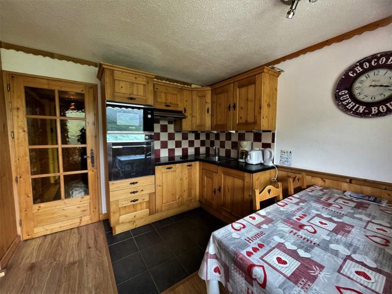 Vacances en montagne Appartement 2 pièces cabine 4 personnes (322) - Les Côtes d'Or Chalet Courmayeur - Les Menuires - Cuisine