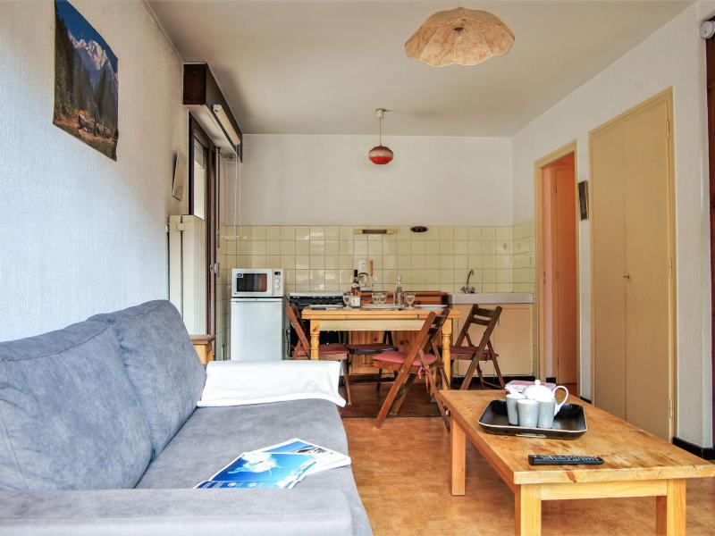 Wakacje w górach Apartament 1 pokojowy 4 osób (1) - Les Esserts - Les Houches