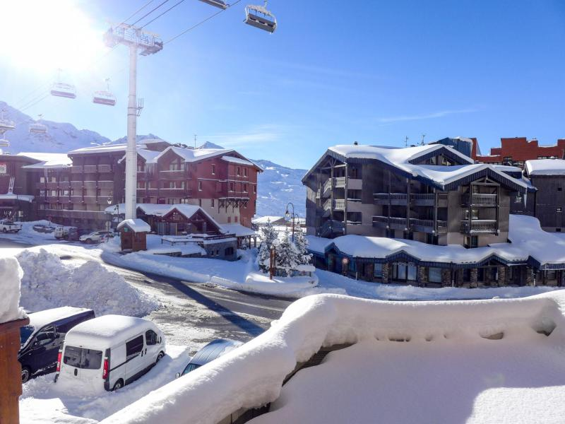 Holiday in mountain resort 1 room apartment 4 people (1) - Les Eterlous - Val Thorens - Accommodation
