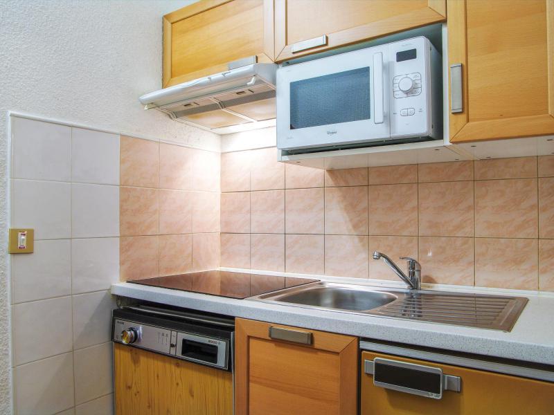 Vakantie in de bergen Appartement 1 kamers 4 personen (3) - Les Evettes - Chamonix - Verblijf