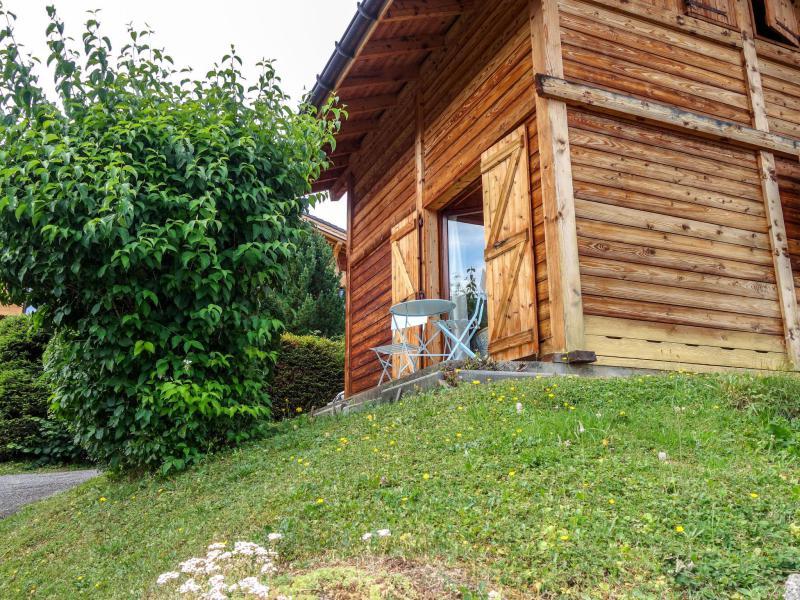 Wakacje w górach Apartament 4 pokojowy 6 osób (2) - Les Farfadets - Saint Gervais - Na zewnątrz latem