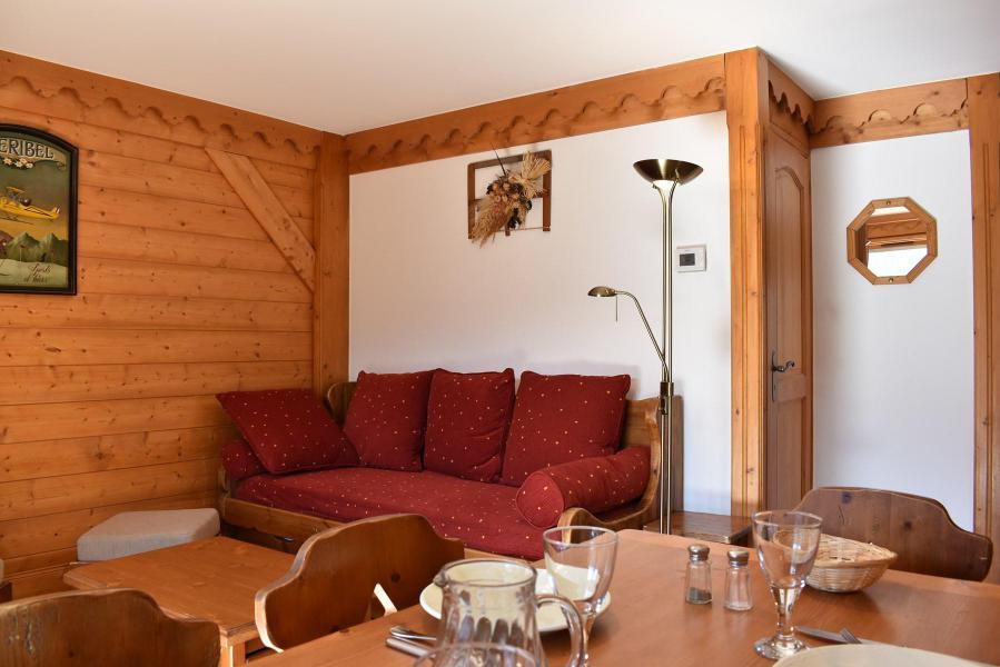Vacances en montagne Appartement 3 pièces 6 personnes (13) - Les Fermes de Méribel Village - Méribel - Logement